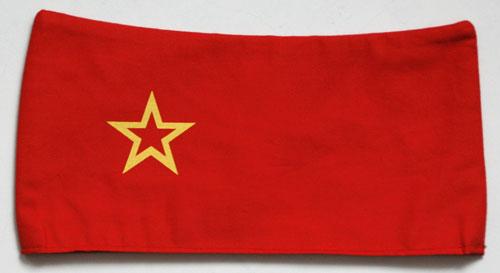 Пионерское знамя своими руками